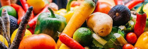 Vegetables Vegetarian Vegan Food Background Variety