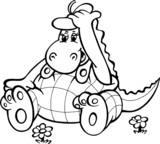 Mama hipopotam