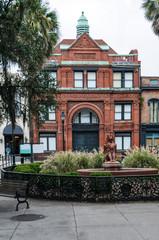 Old Cotton Exchange Building, Savannah, GA