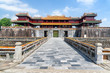 The Meridian Gate to the Imperial City, Hue, Vietnam