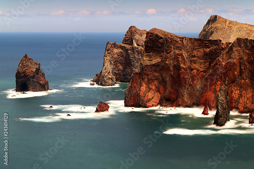 Madeira Portugal Küste - 243614129