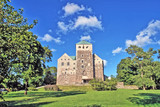 Turku Castle  -  a medieval building in the city of Turku in Finland.
