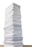 Big stack of paper - 243626332