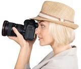Woman Taking Photos - 243630908