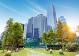 Chongqing's modern buildings - 243631705