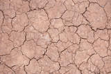 texture of dry crackled soil dirt or earth during drought. - 243643372