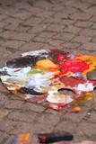 Street Art  - 243662356