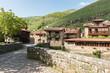Barcena Mayor, Cabuerniga valley, Cantabria, Spain.