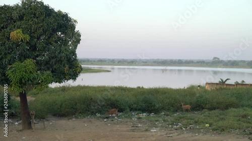 African lake Nigeria