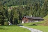 Bauernhaus im Berwanger Tal - 243701972