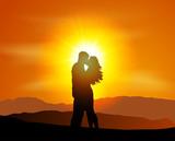 Valentinstag Romantik - 243703545