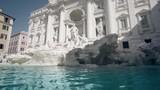 Fountain di Trevi in Rome, Italy - 243729576