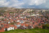 Beypazarı is a Turkish town and district of Ankara Province in the Central Anatolia.  - 243742940
