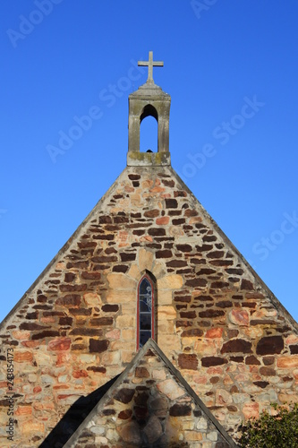 Die anglikanische Kirche Sankt Peter in Plettenberg Bay in Südafrika