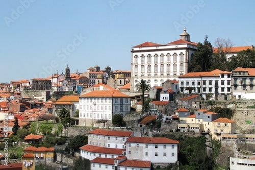 Sticker porto, portugal, city, panorama, architecture, town, view, cityscape, old, panoramic, building, urban, house, roof, skyline, landscape,