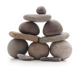 Fototapeta Kamienie - Scales from a stone. © voren1