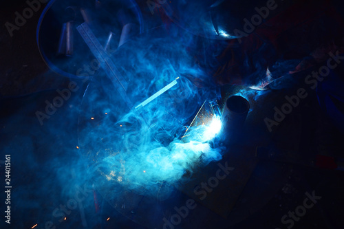 abstract background with space for text - 244015161