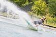 Wassersport Wakeboarden