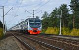 Electric train movement