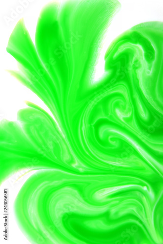 Leinwandbild Motiv abstract green background