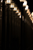 old street lamps / lantern at night - 244068360