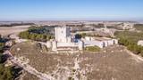 Castillo de Iscar, Valladolid, España - 244194936