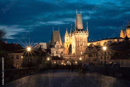 fototapeta na ścianę View of Prague