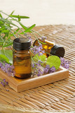 Aroma oil with lavende & rmint