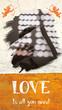 LOVE SAINT VALENTINE - 244325958