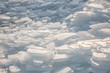 Big chunks of ice