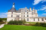 Chateau de Chambord castle, France - 244342378