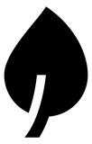 Conservation Leaf Vector Icon.eps