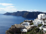 Aspect of Santorini
