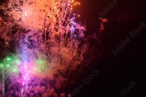 fireworks - 244421548