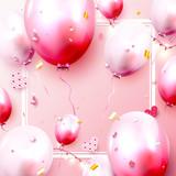 Valentine's Day background - 244435153