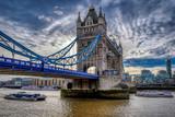 Fototapeta Fototapety pomosty - Tower Bridge in London  © ImageArt