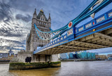Fototapeta Londyn - Tower Bridge in London  © ImageArt