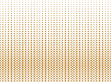 Abstract geometric pattern. Vector background. White and gold halftone. Graphic modern pattern. Simple lattice graphic design - 244473916