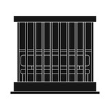 Isolated object of law and lawyer icon. Set of law and justice stock vector illustration. - 244499741