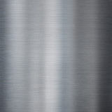 Metal brushed steel or aluminum texture