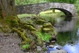 Fototapeta Fototapety pomosty - Puente de piedra © ricardoferrando
