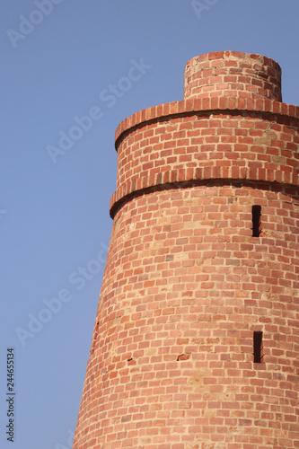 Brick tower - 244655134