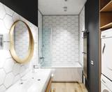 Bathroom interior - 244969562