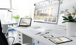 office responsive devices interior design