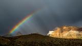Fototapeta Tęcza - Zion Rainbow © dawn2dawn