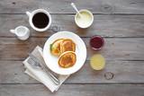 Pancakes for breakfast - 245011533