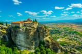 Monastery of St. Stephen at Meteora, Greece