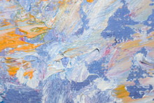 "Постер, картина, фотообои ""abstract oil paint background"""