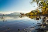 Fototapeta Do pokoju - Lac d'Annecy © L.Bouvier
