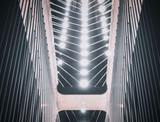Fototapeta Fototapety mosty linowy / wiszący - most © Patryk